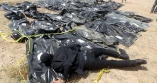 Iraq Mass grave
