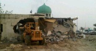 Shia Rights Watch_Bahrain Mosque