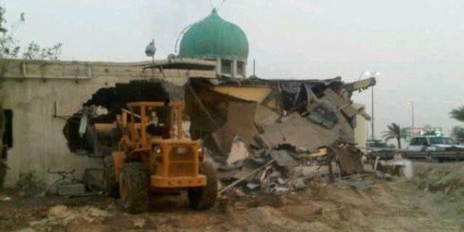 Shia Rights Watch_Bahrain Mosque