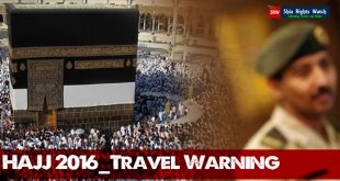 Shia Rights Watch_Hajj 2016 warning