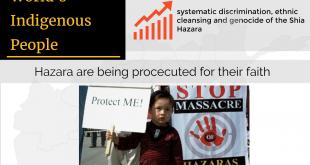 Shia Rights Watch_Hazara Shia